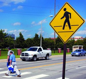 Pedestrian Safety Information In Maryland